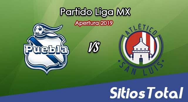 Ver Puebla vs Atlético San Luis en Vivo – Apertura 2019 de la Liga MX