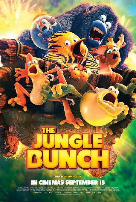 أسطورة النمر المحارب The Jungle Bunch (2011) HDTV 1080p تحميل تورنت 1 arabp2p.com
