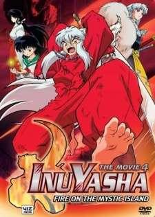 InuYasha: Guren no Houraijima Cover Image