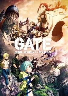 Gate: Jieitai Kanochi nite, Kaku Tatakaeri's Cover Image