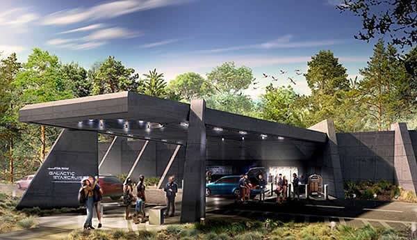 Star Wars: Galactic Starcruiser launches in 2022 at Walt Disney World Resort