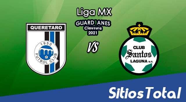 Querétaro vs Santos en Vivo – Canal de TV, Fecha, Horario, MxM, Resultado – J14 de Guardianes 2021 de la Liga MX