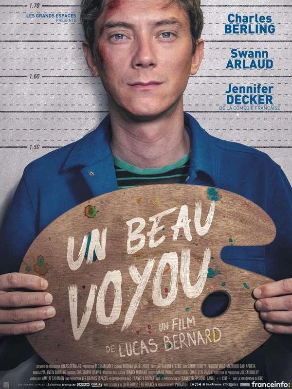 Un beau voyou ΦΙΛΟΤΕΧΝΟΣ ΚΛΕΦΤΗΣ Poster