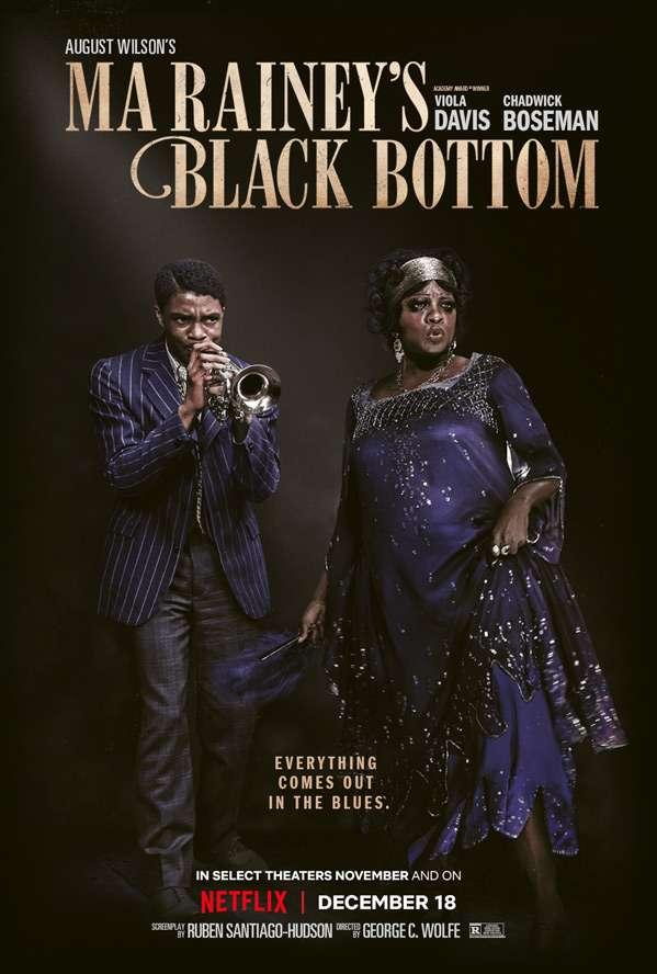 Η Θρυλική Μα Ρέινι (Ma Rainey's Black Bottom) Poster