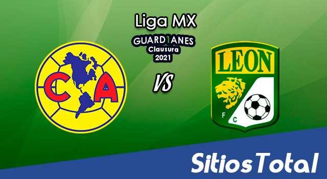 América vs León en Vivo – Canal de TV, Fecha, Horario, MxM, Resultado – J10 de Guardianes 2021 de la Liga MX
