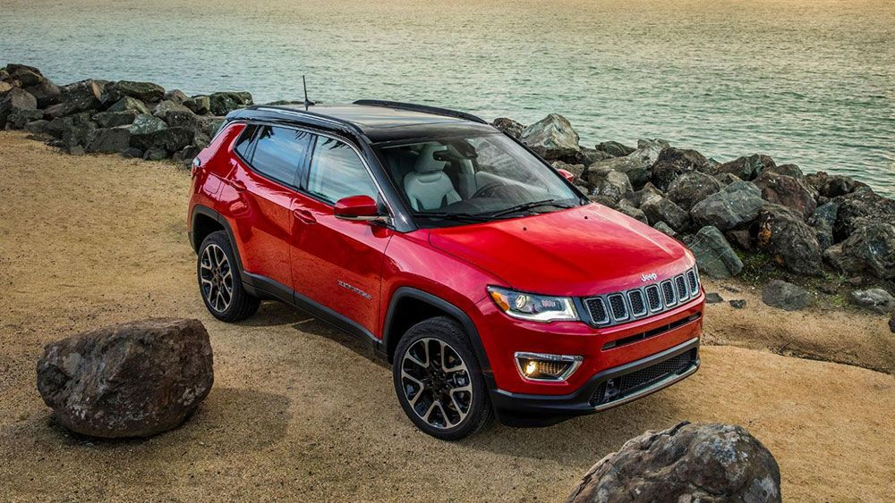 Jeep Compass Styling