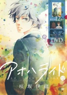 Ao Haru Ride OVA's Cover Image