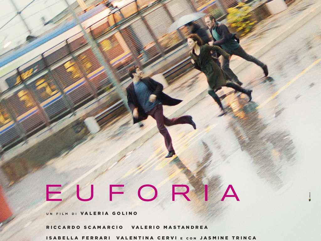 Euforia Quad Poster Πόστερ