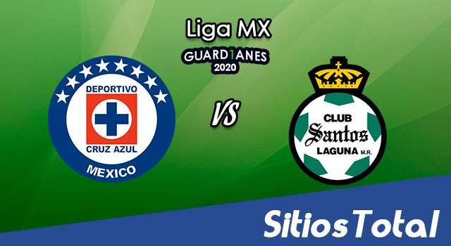 Cruz Azul vs Santos en Vivo – Liga MX – Guardianes 2020 – Sábado 25 de Julio del 2020