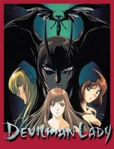 Devilman Lady's Cover Image