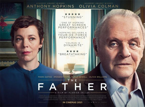 Ο Πατέρας (The Father) Quad Poster