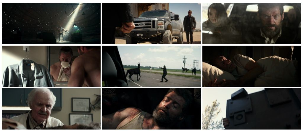 Logan (2017) Free in Dual Audio 720p