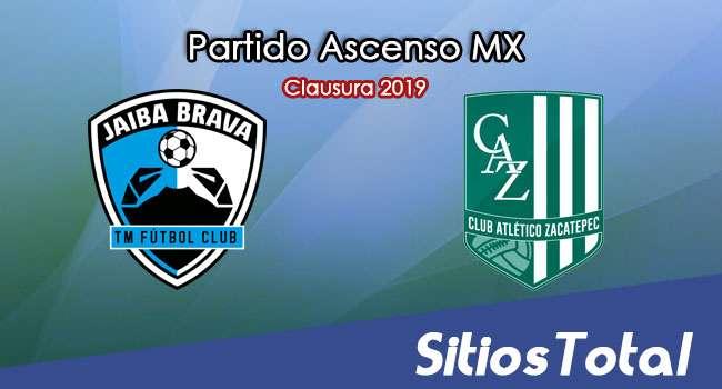 Ver Tampico Madero vs Atlético Zacatepec en Vivo – Ascenso MX en su Torneo de Clausura 2019