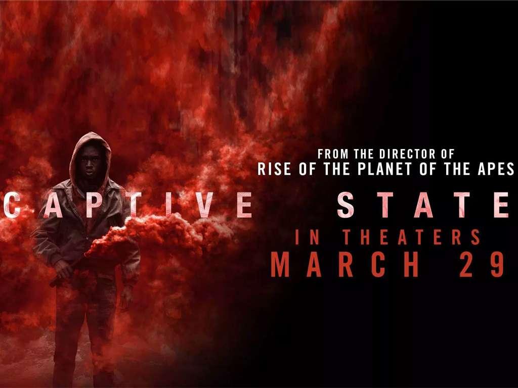 Πόλη Υπό Κατοχή (Captive State) Quad Poster Πόστερ