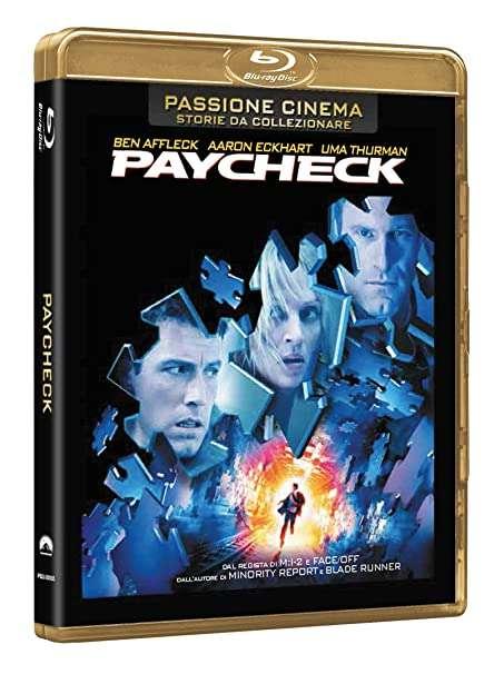Paycheck (2003) FullHD BDRip 1080p Ac3 ITA TrueHD Ac3 ENG Subs x264