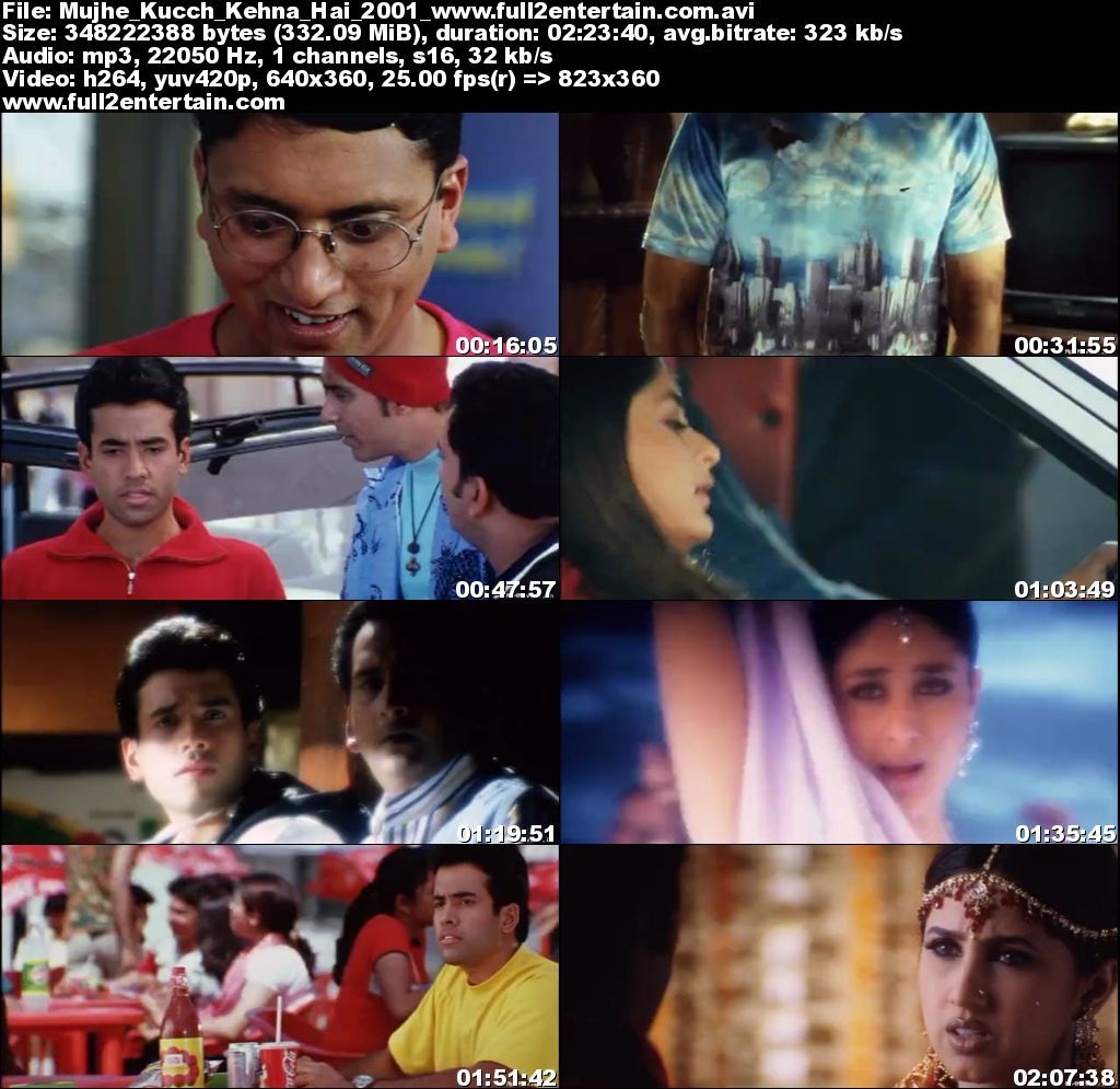 Mujhe Kucch Kehna Hai 2001 Full Movie Download Free in Bluray 720p