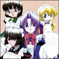 Hanaukyou Maid-tai OVA Cover Image
