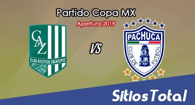 Atlético Zacatepec vs Pachuca en Vivo – Copa MX – Miércoles 23 de Octubre del 2019