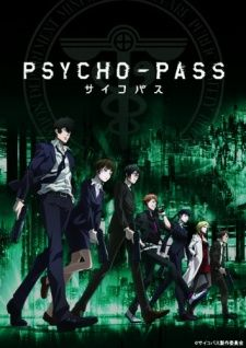 Psycho-Pass's Cover Image