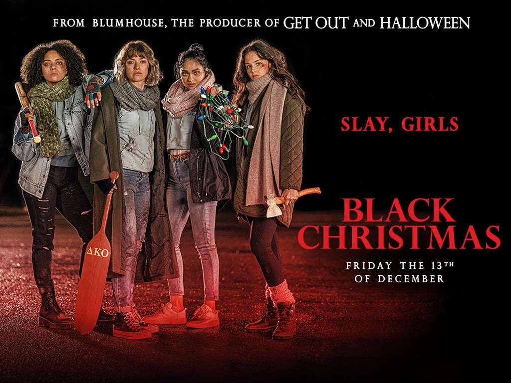 Μαύρα Χριστούγεννα (Black Christmas) Quad Poster