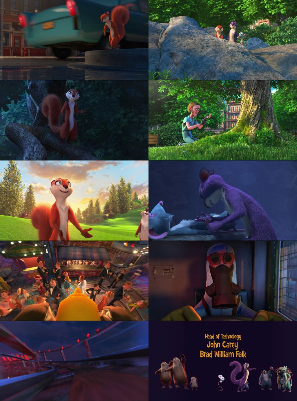 The Nut Job 2 Nutty by Nature (2017) 1080p BluRay x264-GECKOS