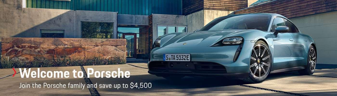 Welcome to Porsche Program at Porsche Orland Park