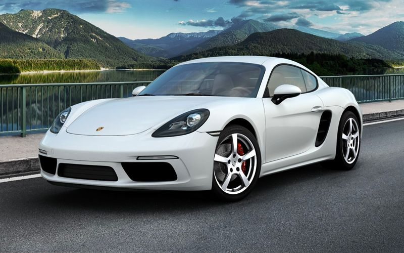 2019 718 Cayman S Lease Deal in Pittsburgh Pennsylvania