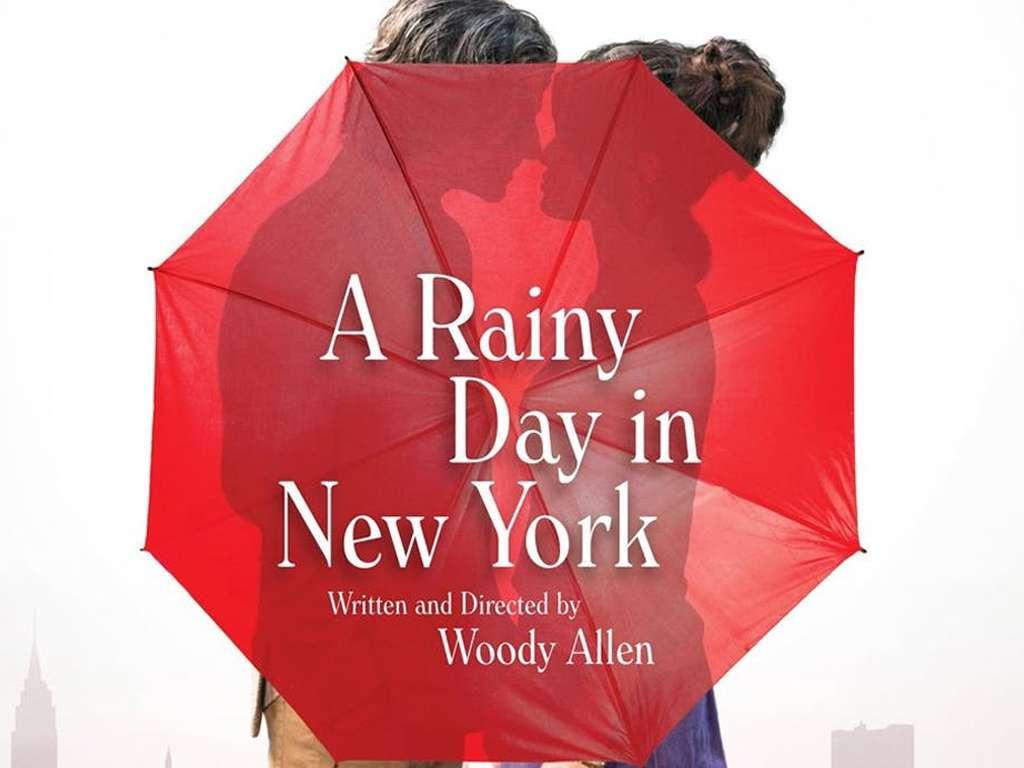 Μία Βροχερή Μέρα στη Νέα Υόρκη (A Rainy Day in New York) - Trailer / Τρέιλερ Movie