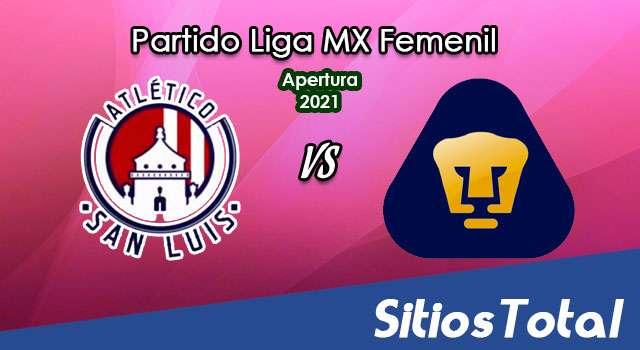 Atlético San Luis vs Pumas en Vivo – Transmisión por TV, Fecha, Horario, MxM, Resultado – J2 de Apertura 2021 de la Liga MX Femenil