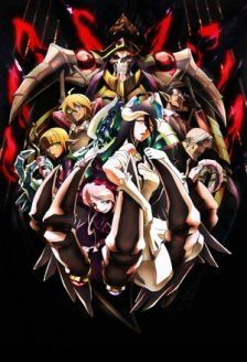 Overlord: Ple Ple Pleiades's Cover Image