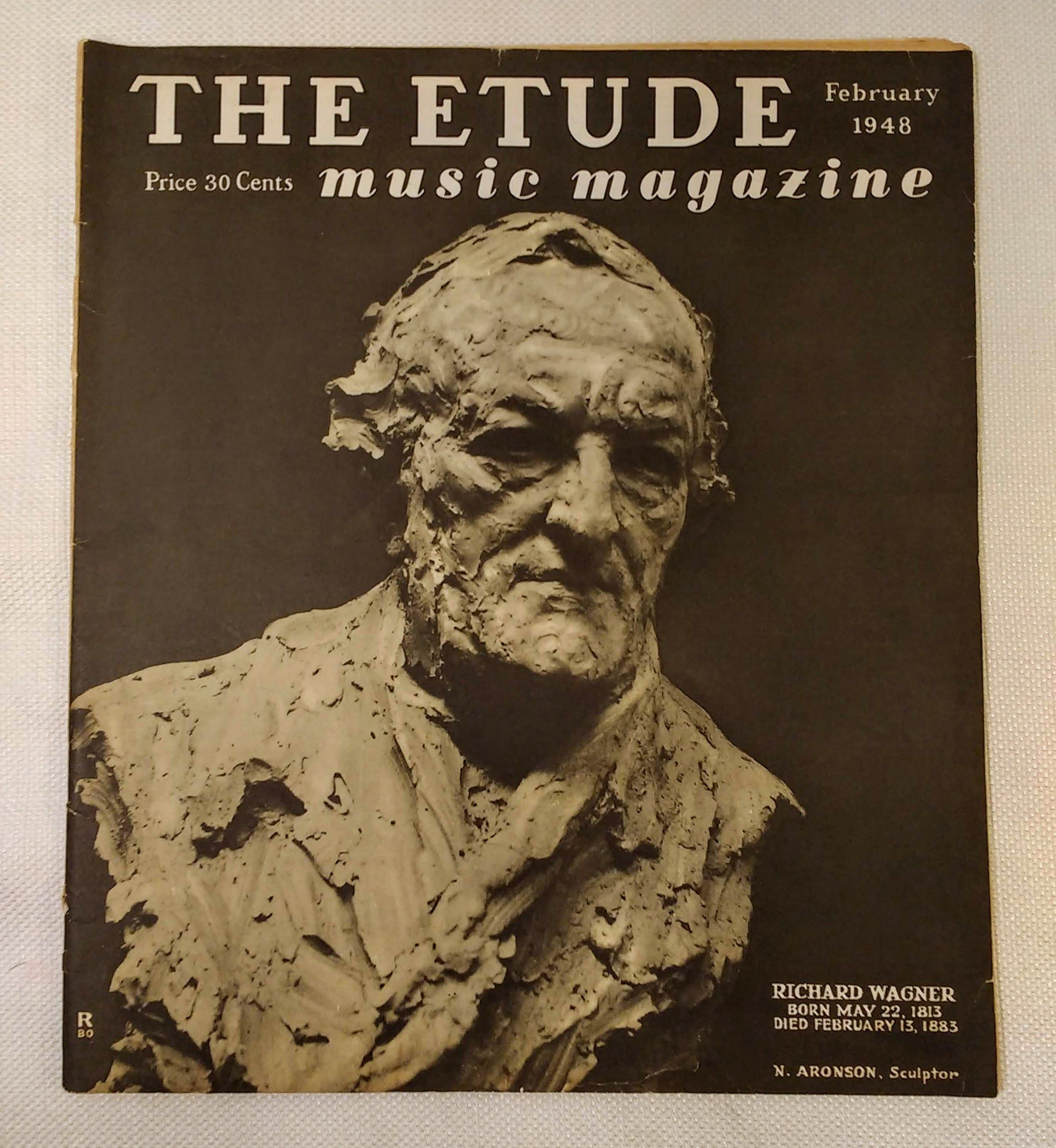 Image for The Etude Music Magazine: Volume LXVI, No. 2; February, 1948
