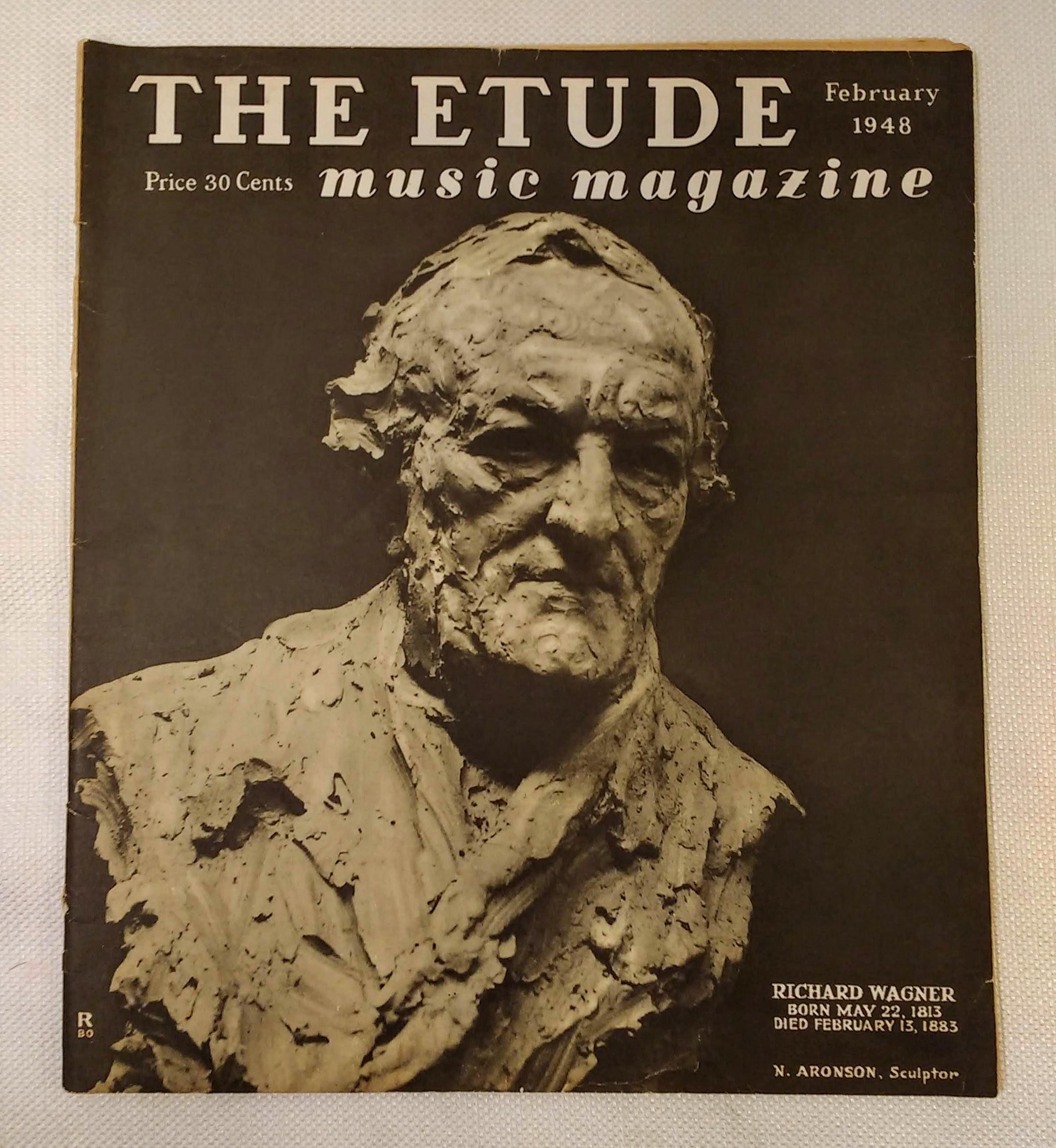 The Etude Music Magazine: Volume LXVI, No. 2; February, 1948, Cooke, James Francis [ed.]
