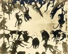 Nonsense Monogatari Dai Ippen: Sarugashima's Cover Image