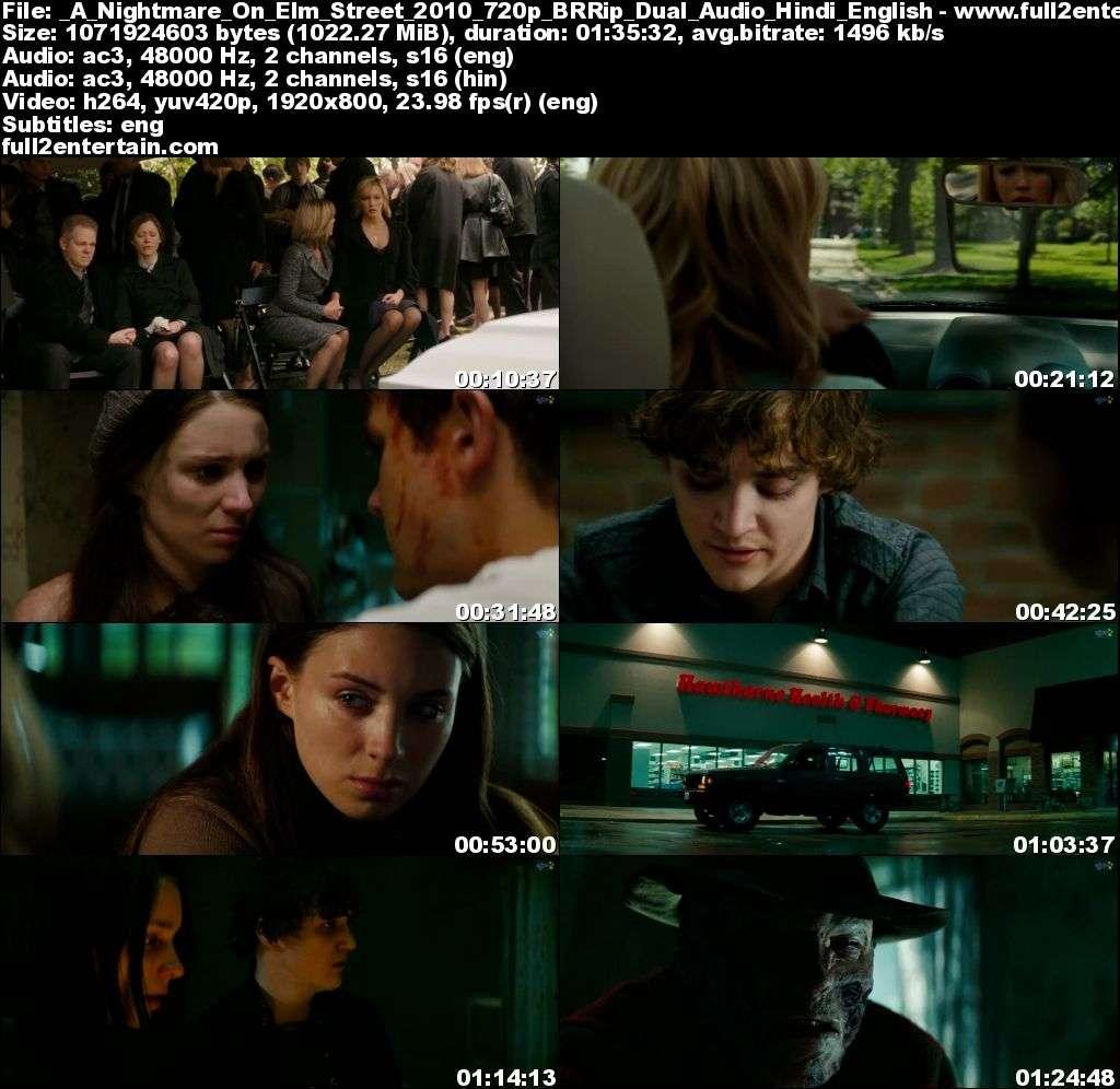 Nightmare on elm street Full Movie Dual Audio Free Download HD 1Gb