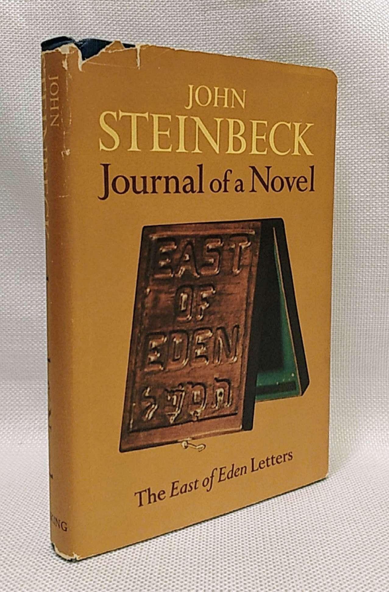 Journal of a Novel: The East of Eden Letters, Steinbeck, John