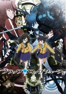 Black★Rock Shooter (TV)'s Cover Image