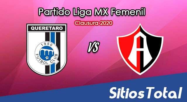 Ver Querétaro vs Atlas en Vivo – Partido de Ida – Cuartos de Final – Liga MX Femenil – Guardianes – Viernes 27 de Noviembre del 2020