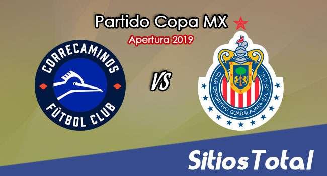 Correcaminos vs Chivas en Vivo – Copa MX – Martes 1 de Octubre del 2019