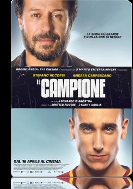 Il Campione (2019).mkv MD MP3 720p HDCAM - iTA