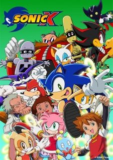 Sonic X's Cover Image