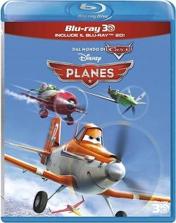 Planes 3D (2013) Full BluRay Multilanguage