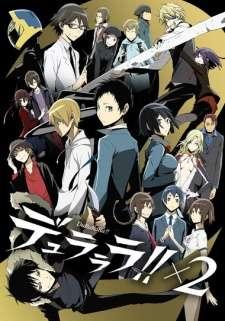 Durarara!!x2 Shou's Cover Image