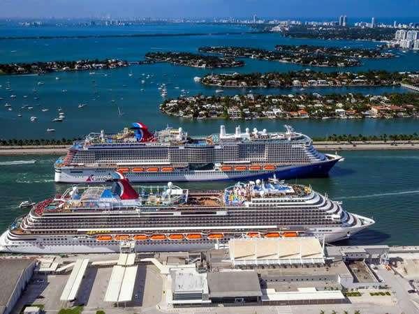Nuevos planes de Carnival Cruise Line en el reinicio de actividades