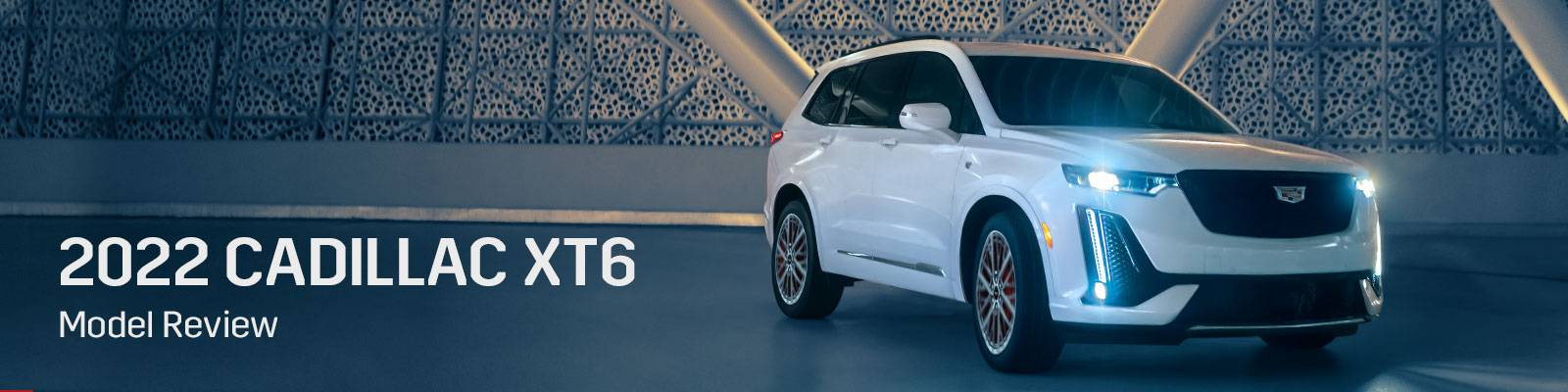 Cadillac XT6 Model Overview - Germain Cadillac of Easton