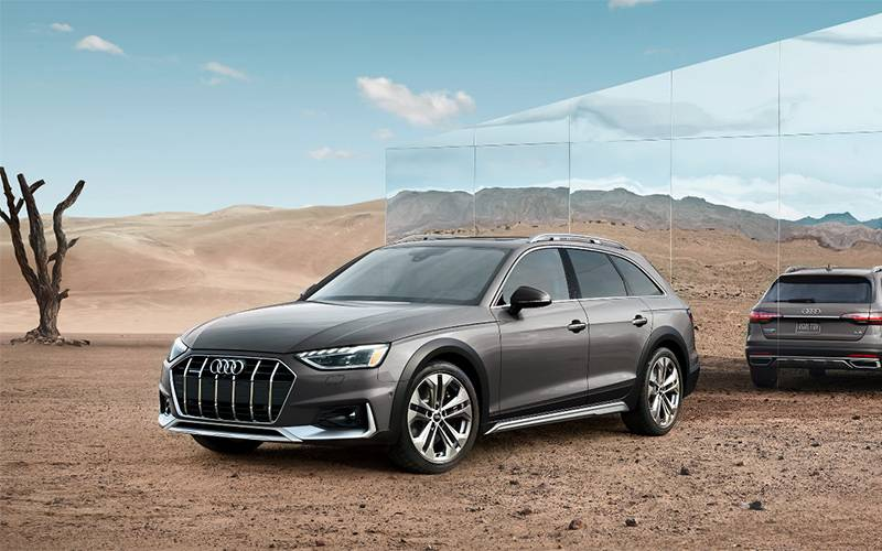 Audi A4 allroad Offroad Mode