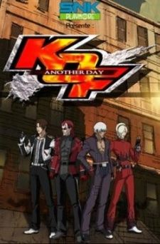 King of Fighters: Another Day Cover Image