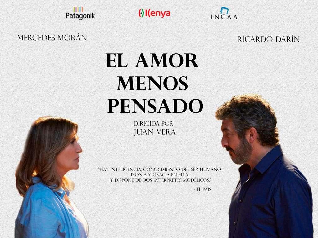 Απρόσμενος Έρωτας (El amor menos pensado) Quad Poster Πόστερ