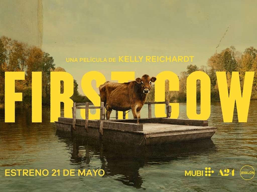 Η Πρώτη Αγελάδα (First Cow) - Trailer / Τρέιλερ Movie