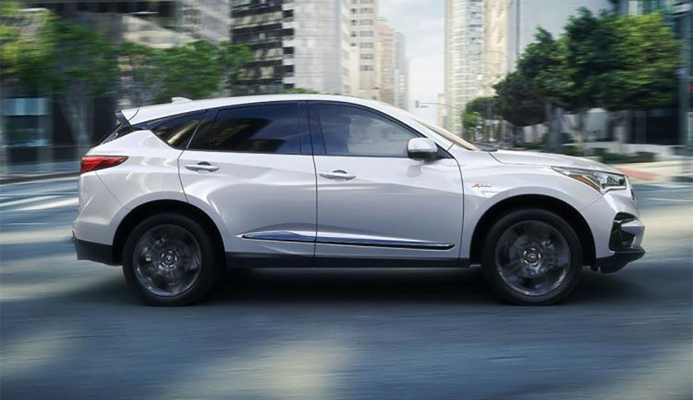 2021 Acura RDX A-SPEC Package Safety