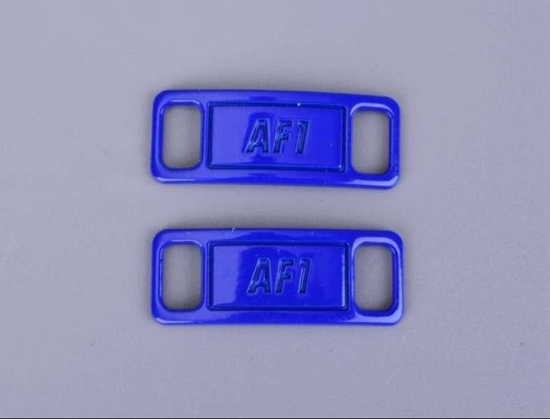 air force 1 targhetta